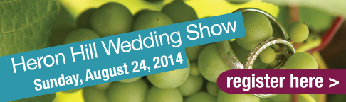 Heron Hill Wedding Show summer