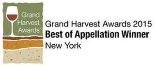 Grand Harvest Awards Best AVA