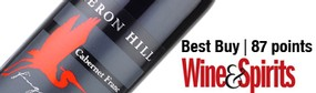 Heron Hill Cabernet Franc Best Buy