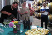Heron Hill Wine Club Spring Barrel Tasting