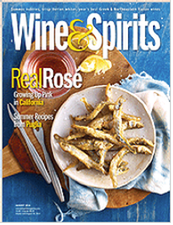 Wine and Spirts Magazine Heron Hill feature