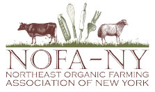 Northeast Organic Farming Association of New York Logo