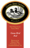 Game Bird Red