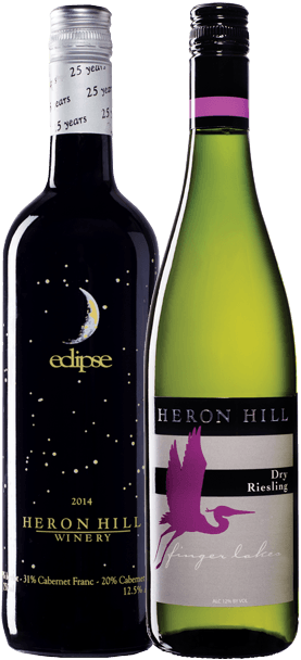 Shop Heron Hill Winery
