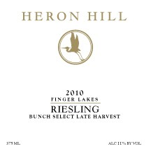 2010 Late Harvest Riesling Select