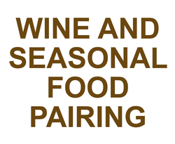 Wine and Food Tasting - November