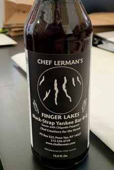 Chef Lermans BBQ Sauce