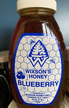 Wixon's Blueberry Honey