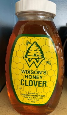 Wixson's Clover Honey