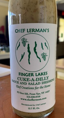 Chef Lermans Cuke-a-Dilly Dressing